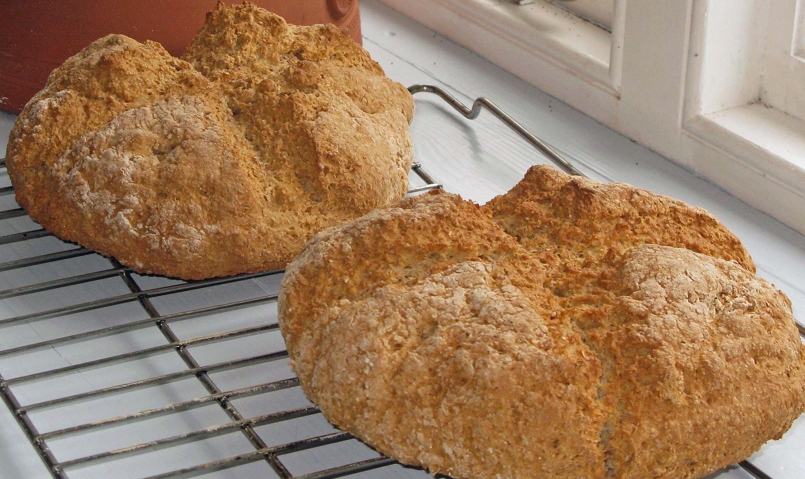 Traditional Brown Soda Bread
