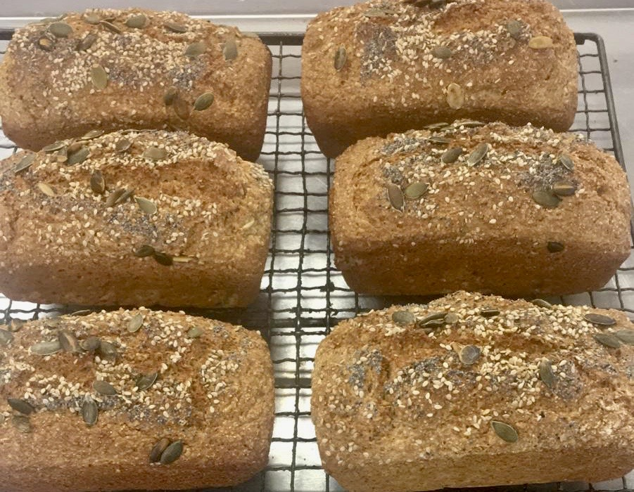 Basic Brown Soda Bread