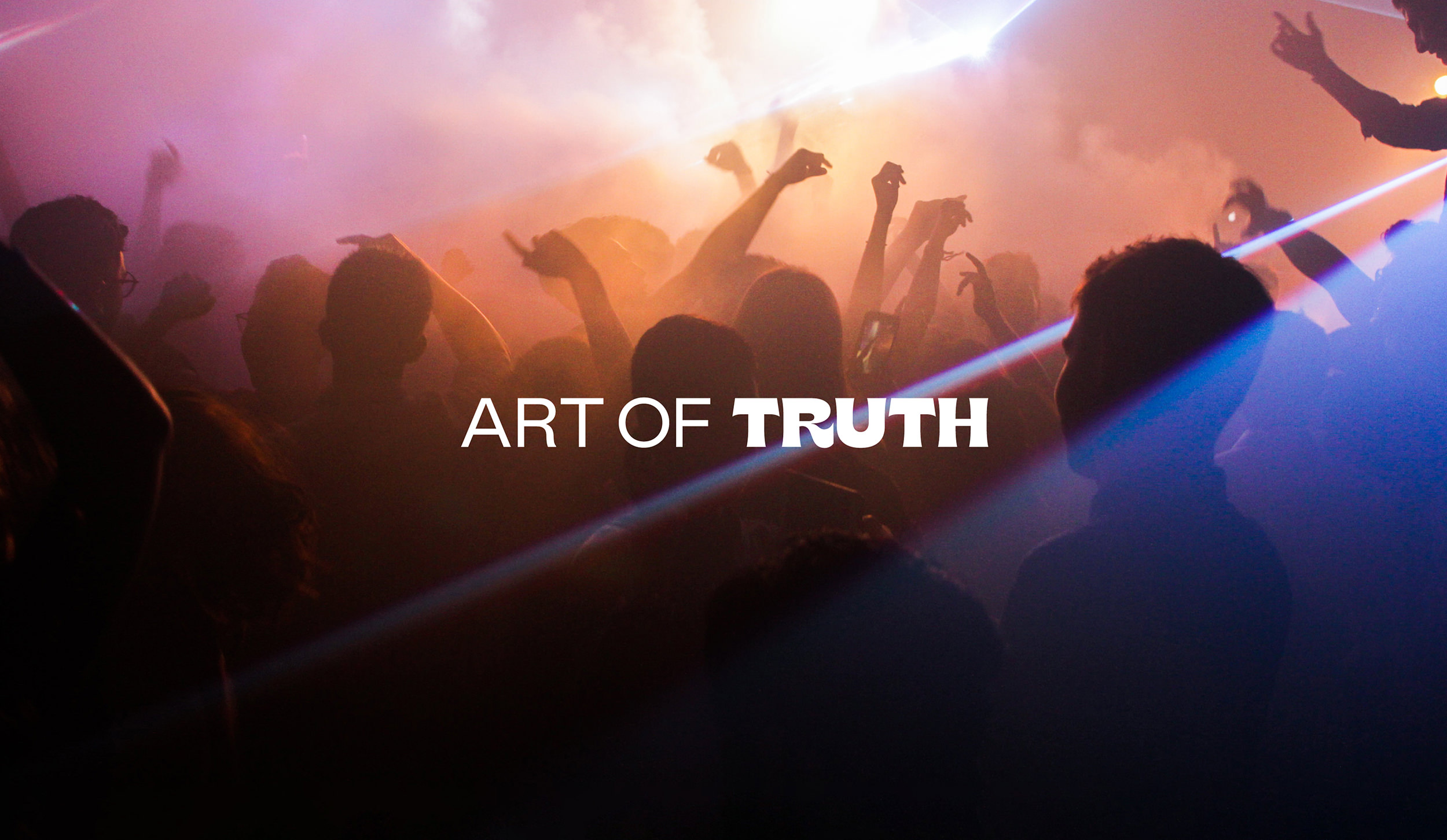 art of truth logo and imagery