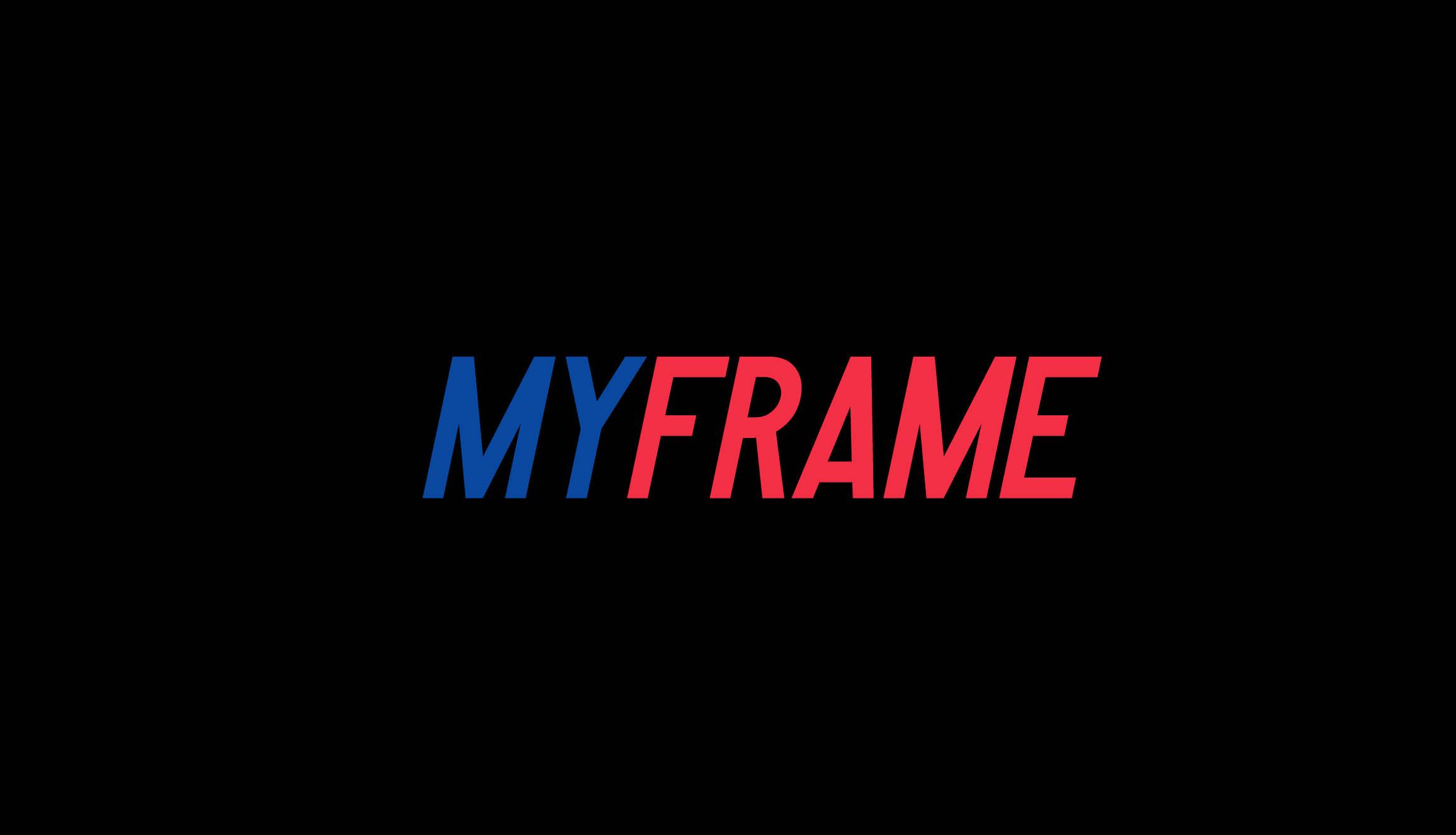 myframe logo