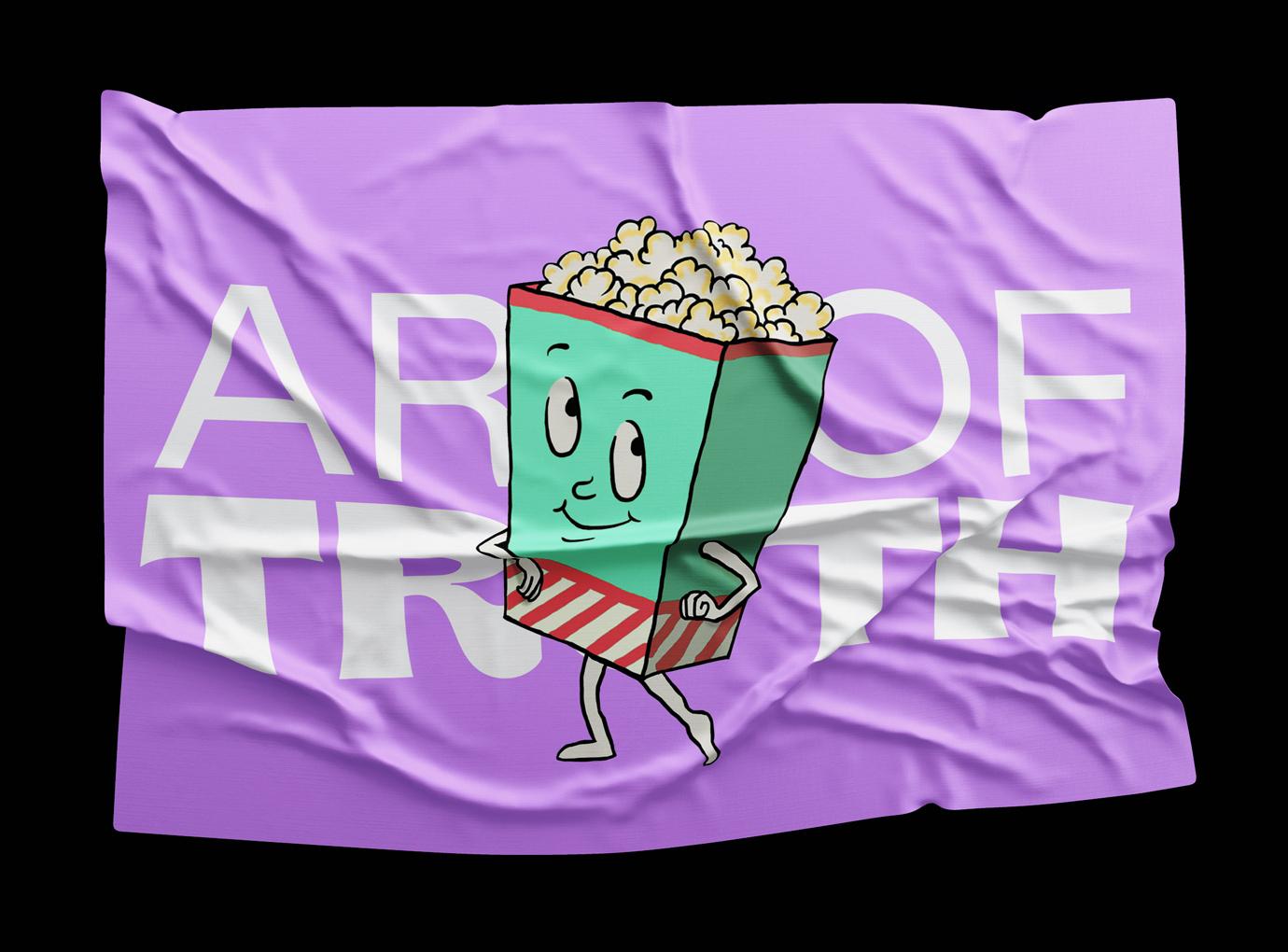 art of truth flag design