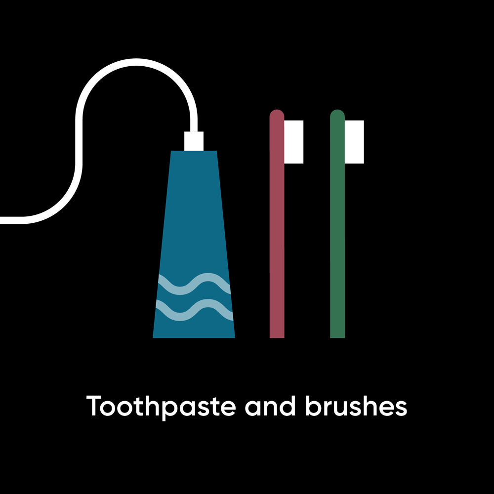 TrusselIllustrationtoothpaste