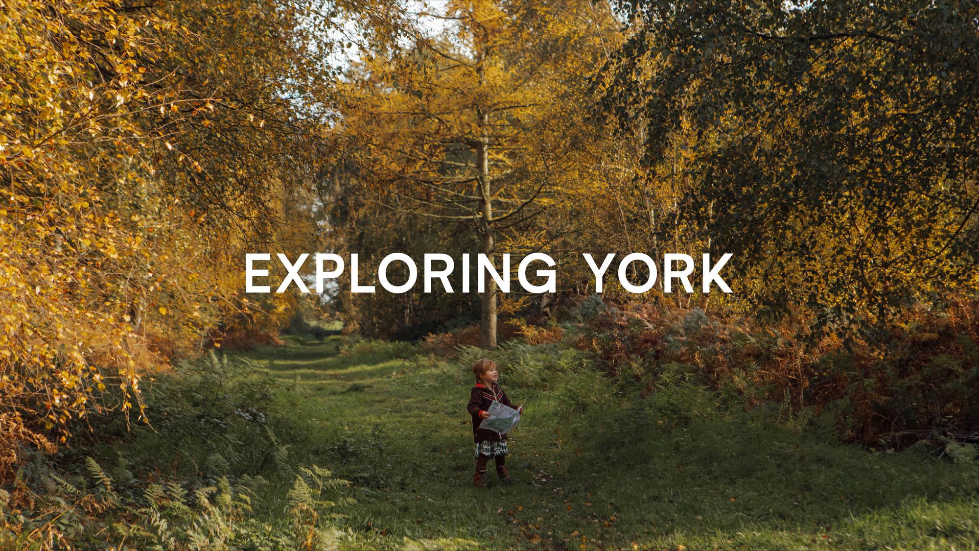 Exploring York logo