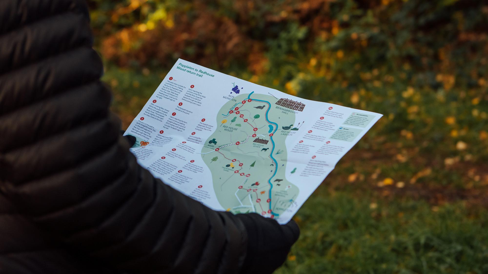 Exploring York map inner