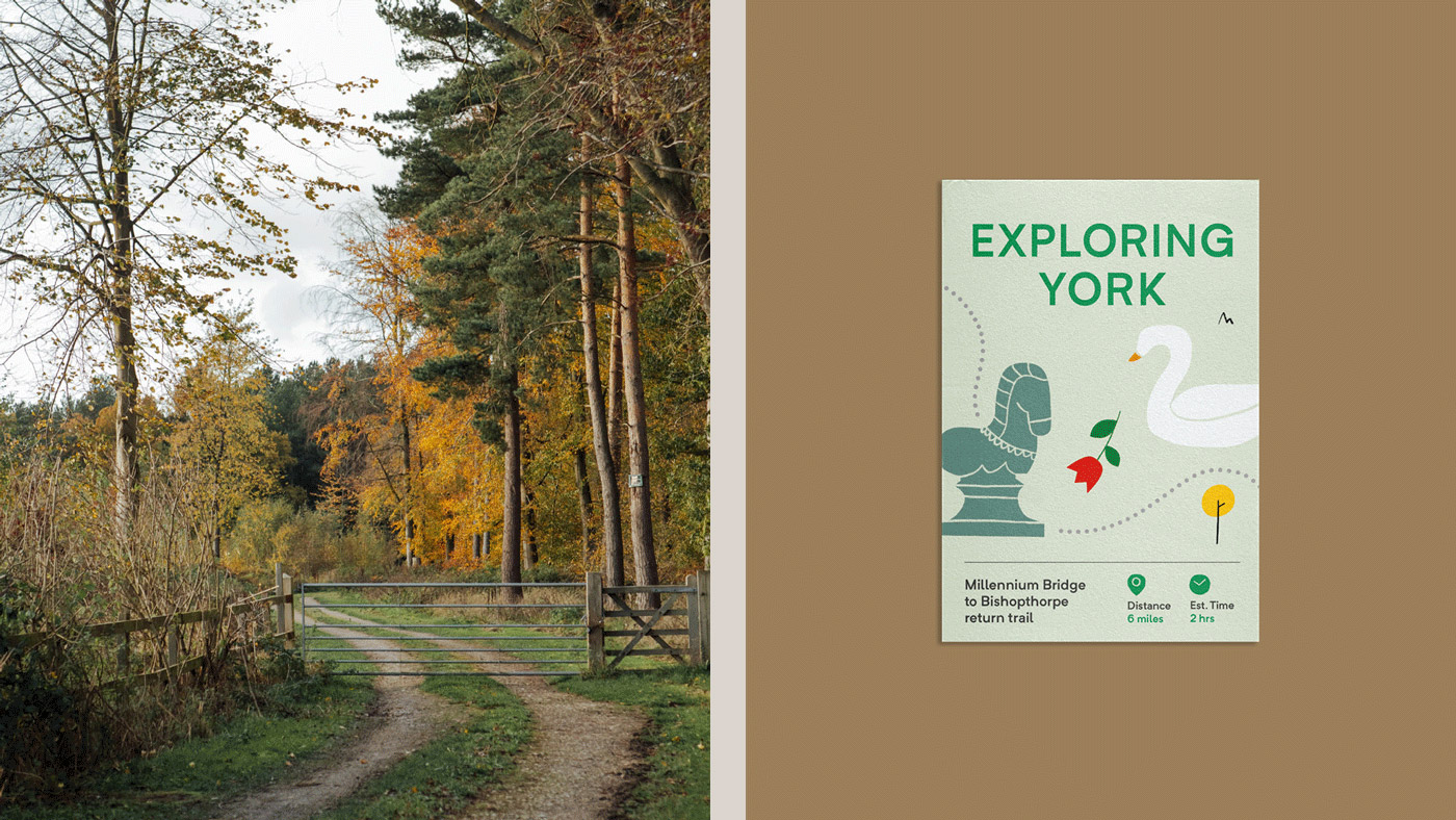 Exploring York map covers