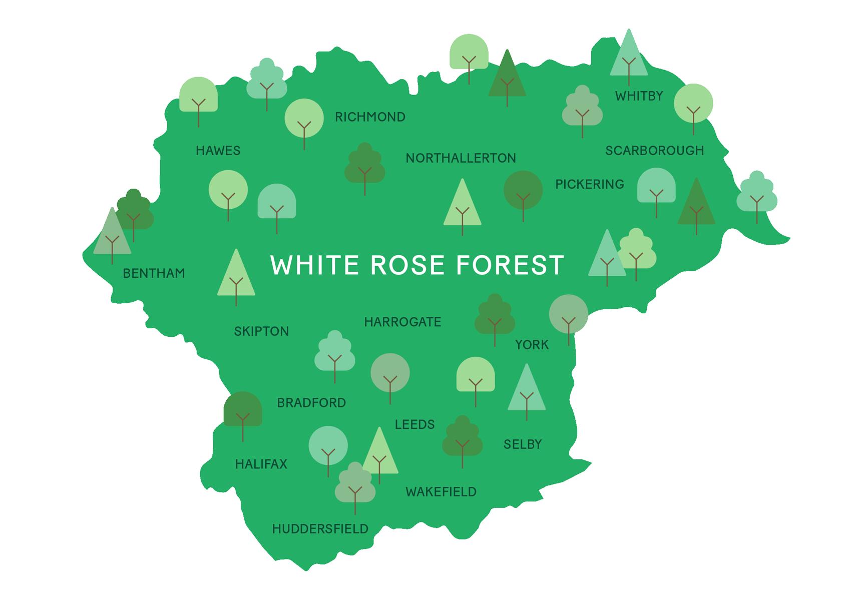 WRF map