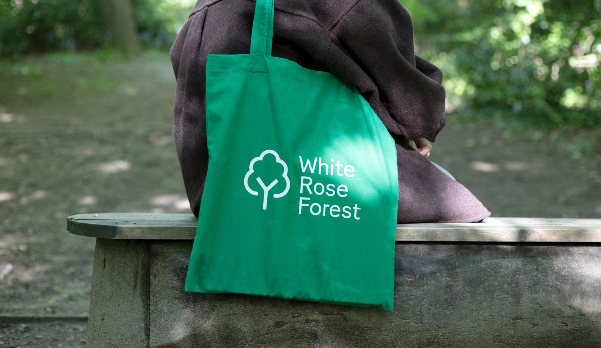 WRF tote bag