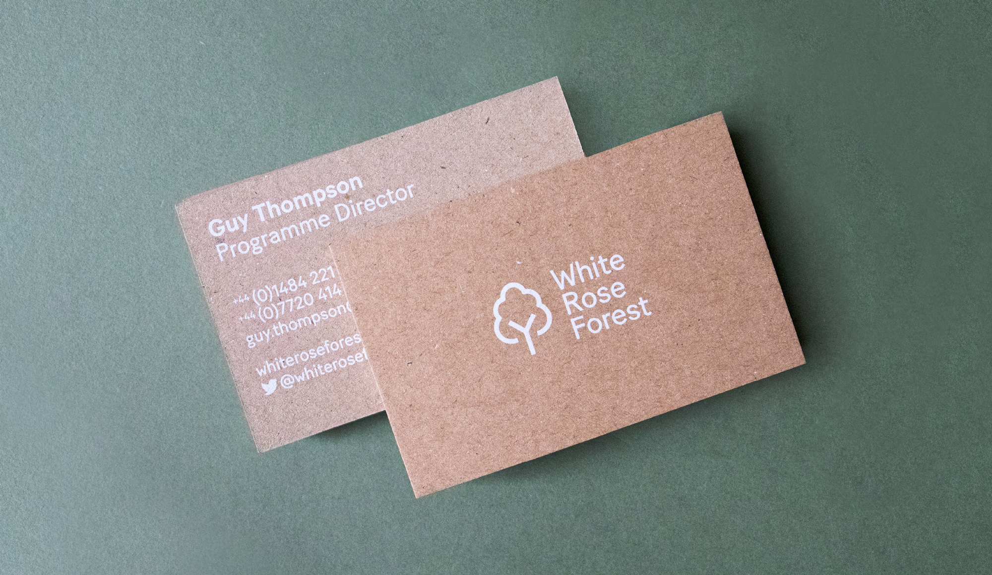 WRF business cards