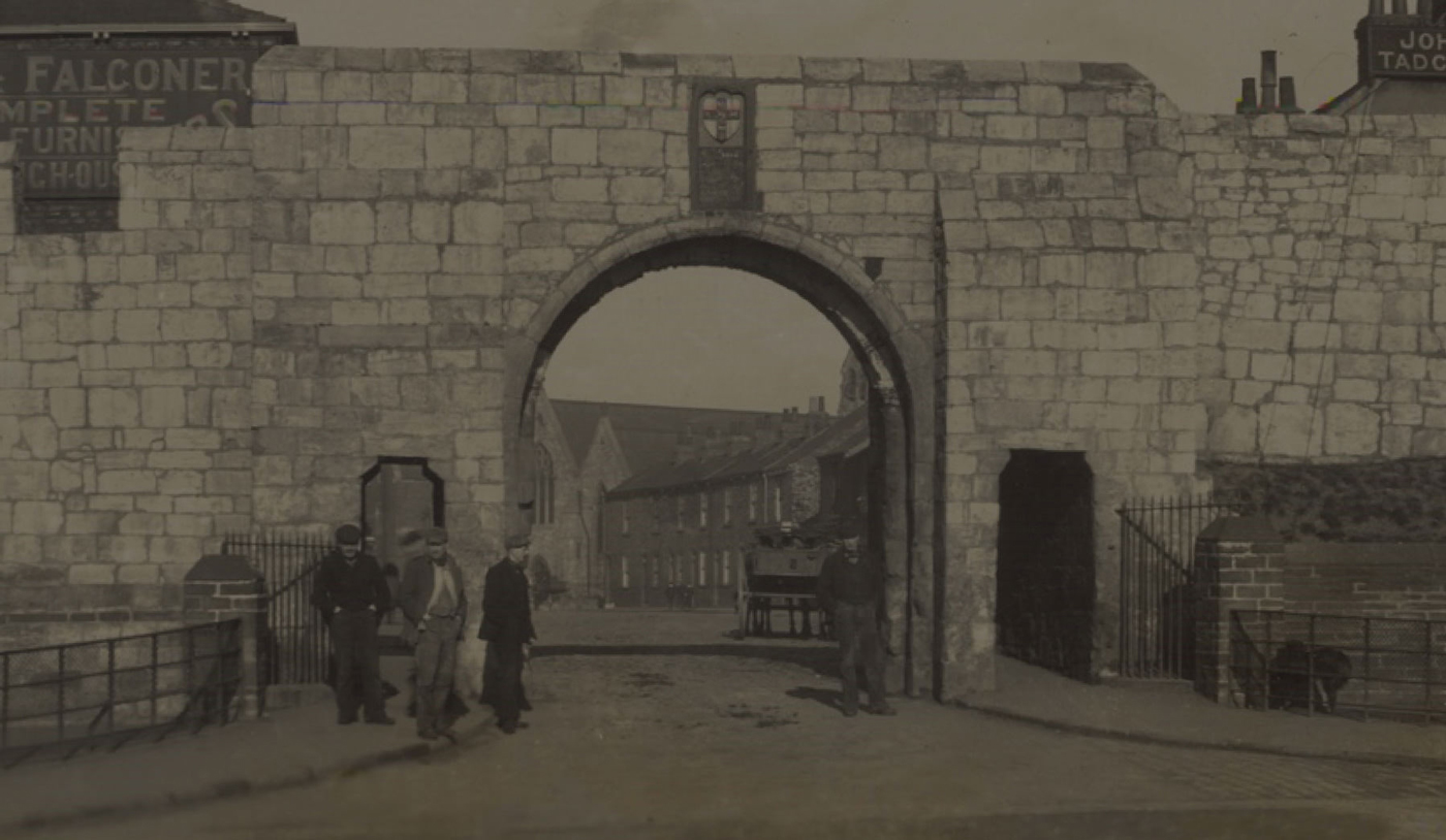 YB Historic Gateway