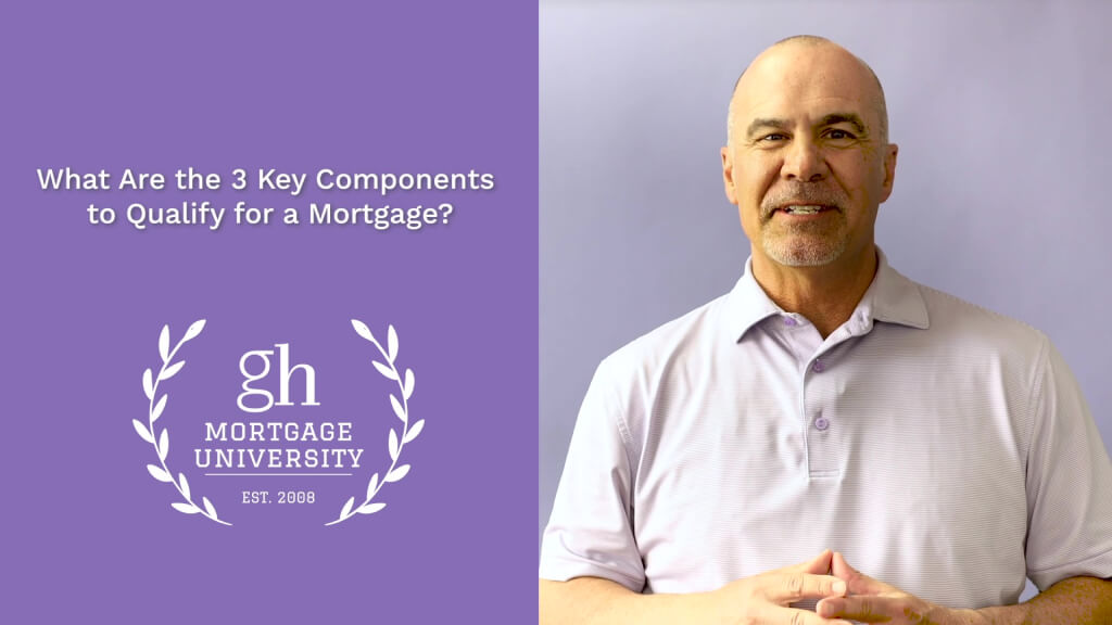 A picture from mortgage university