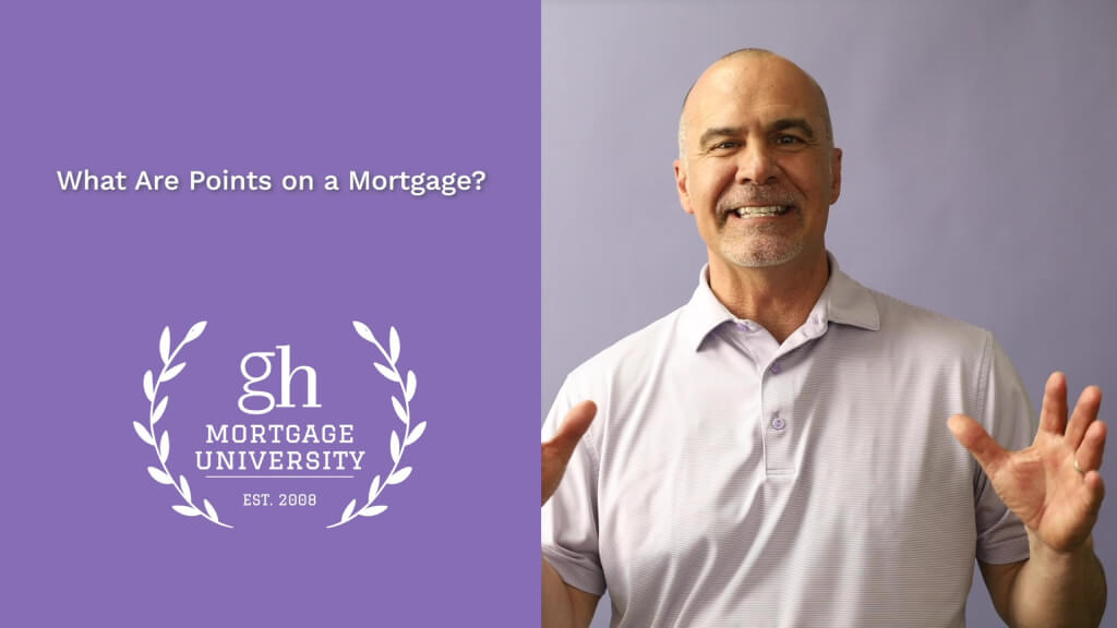 A picture from GH Mortgage University course