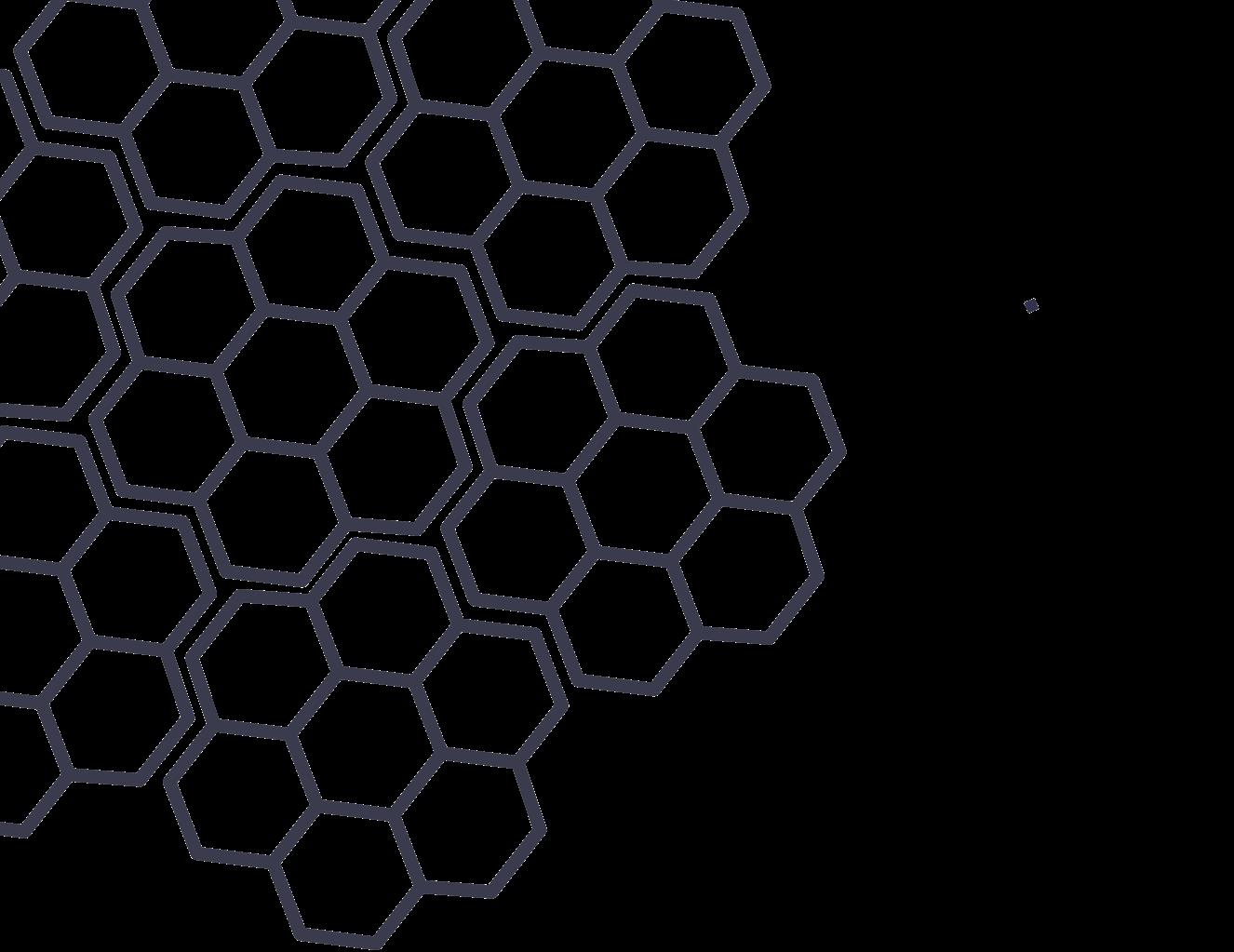 Honey Comb bie bilde