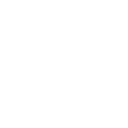 Urban Pizza Co white logo