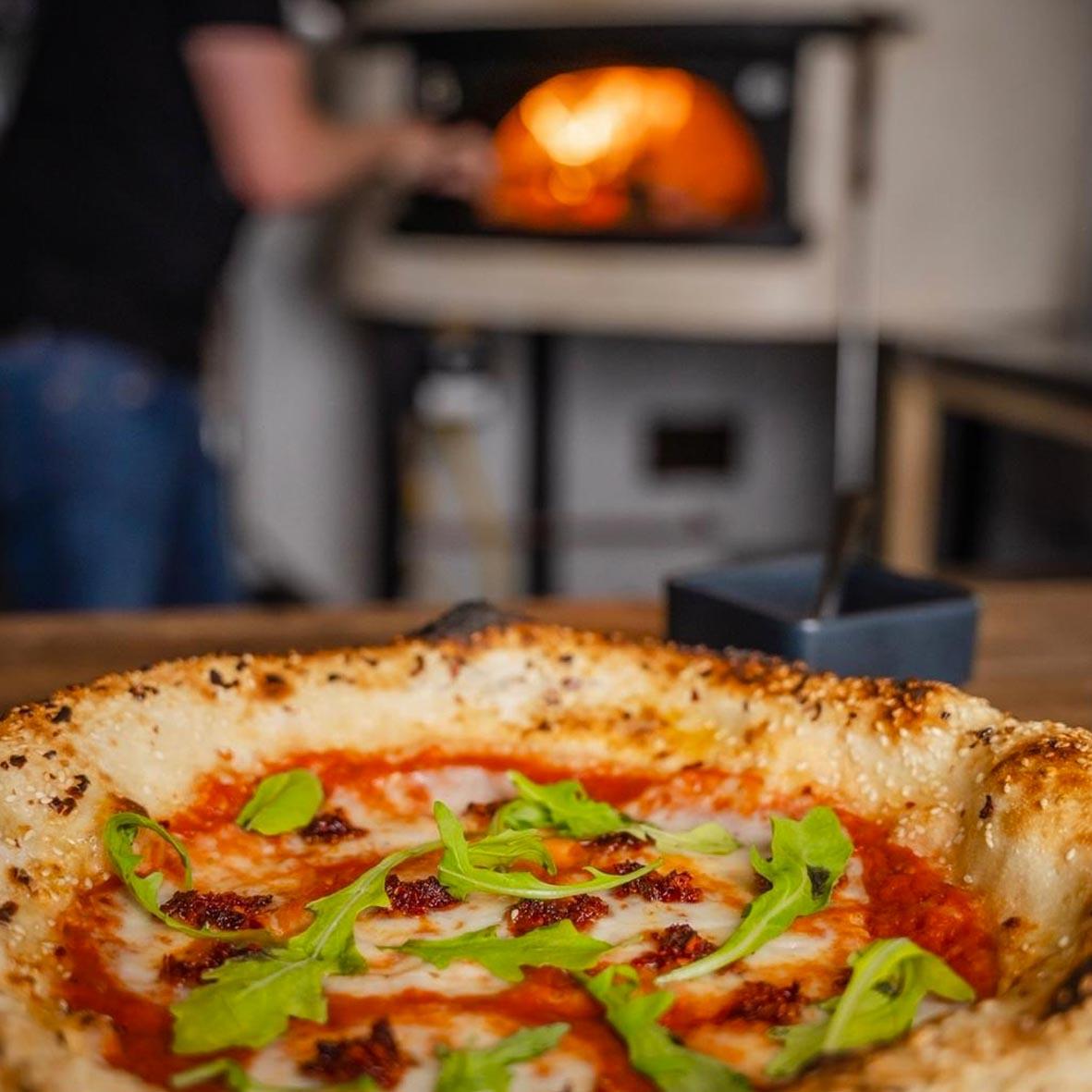 Nduja Special Pizza