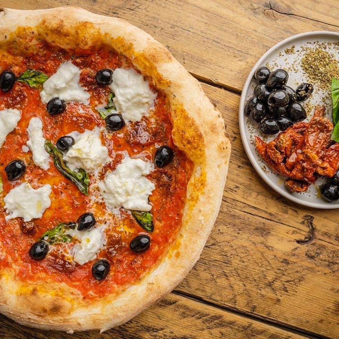 Marinara Di Bufala Pizza