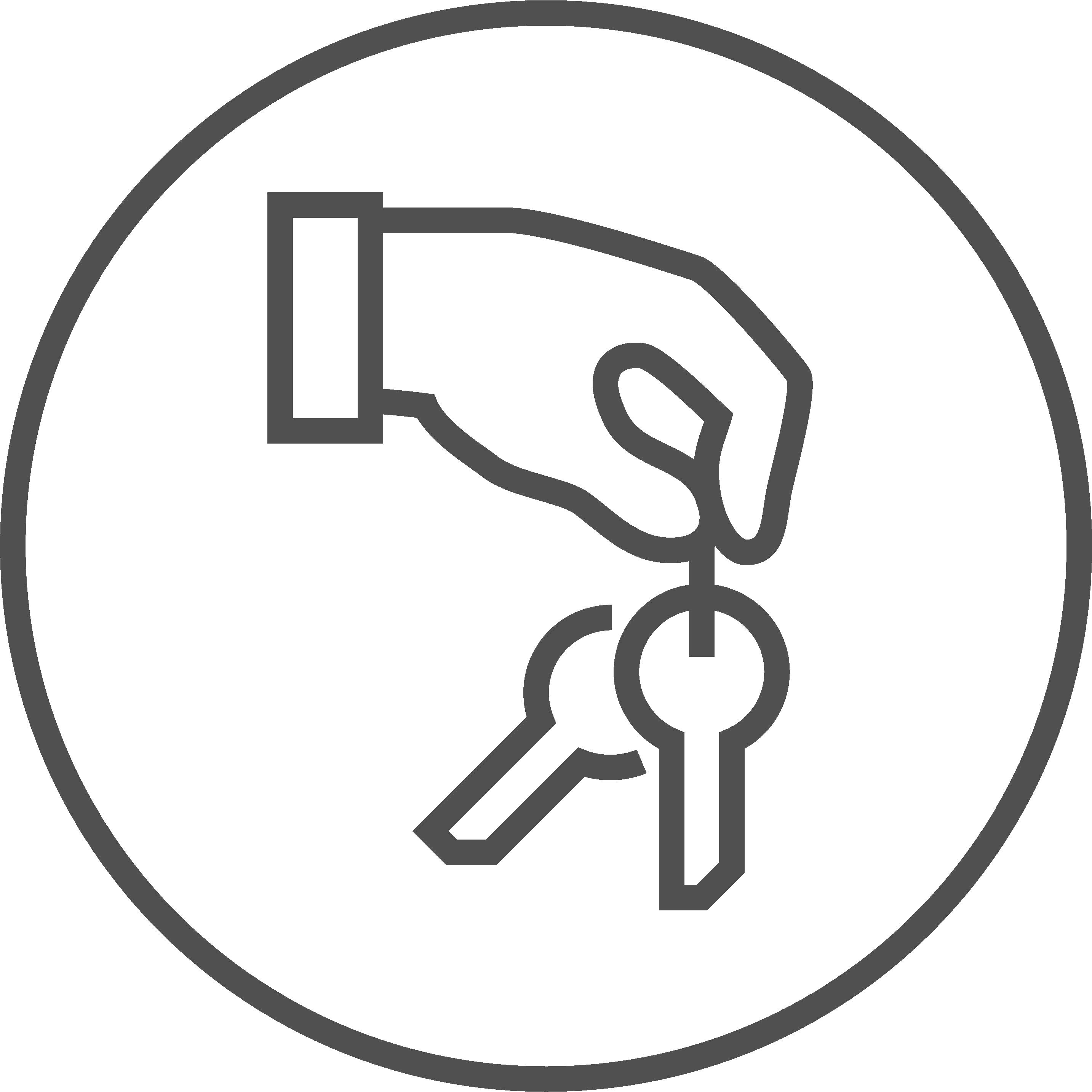 Untervermietung Icon