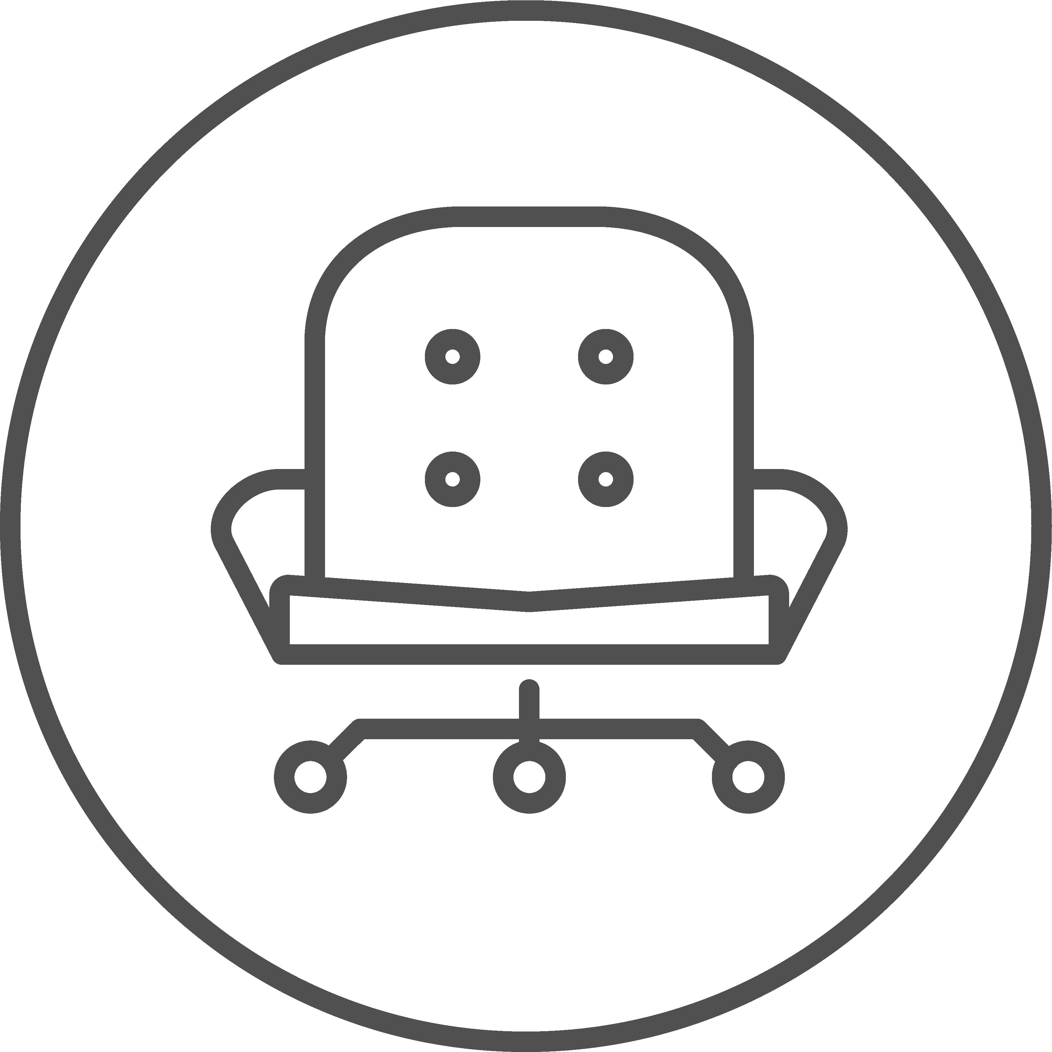 Büroeinrichtung Icon