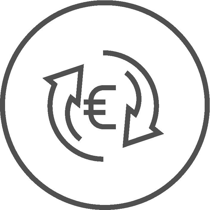 Automatische Verrechnung Icon