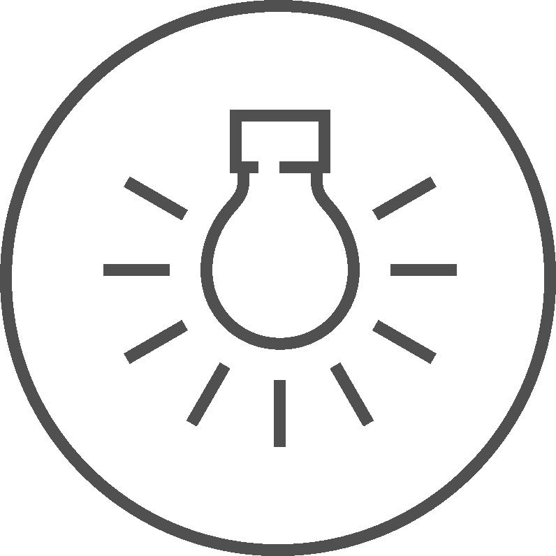 Lichtsystem Icon