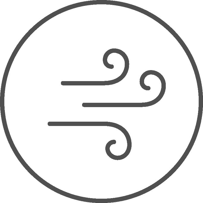 Belüftungssystem Icon