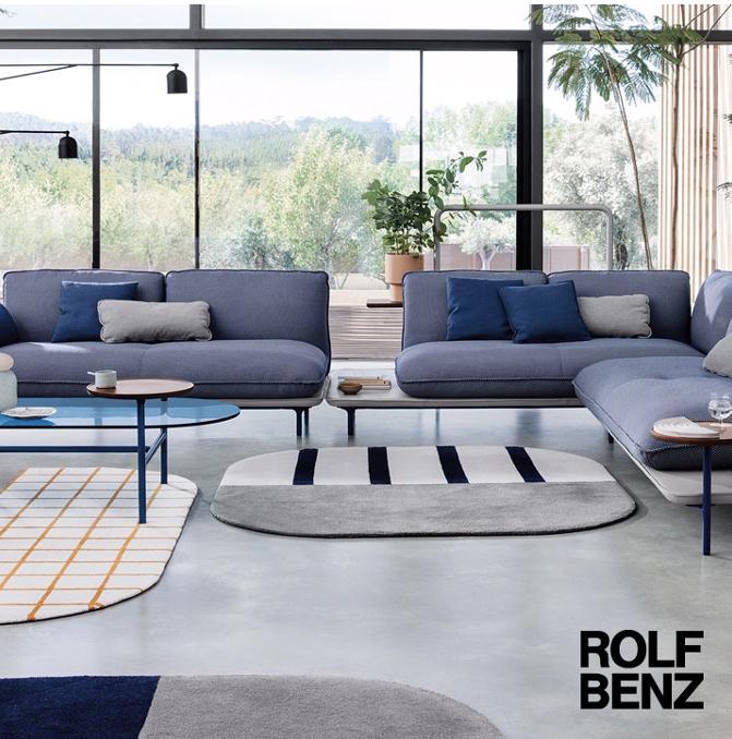 Büroeinrichtung von Rolf Benz