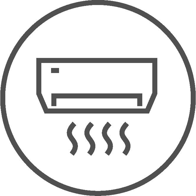 Klimaanlage Icon