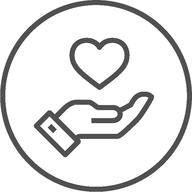 Betrieb mit Menschlichkeit Icon
