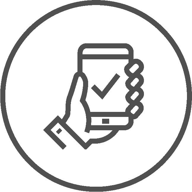 Smart Office Betrieb Icon