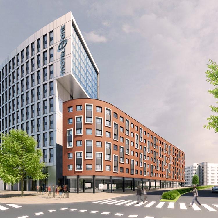Offezio Standort Wien Gebäude