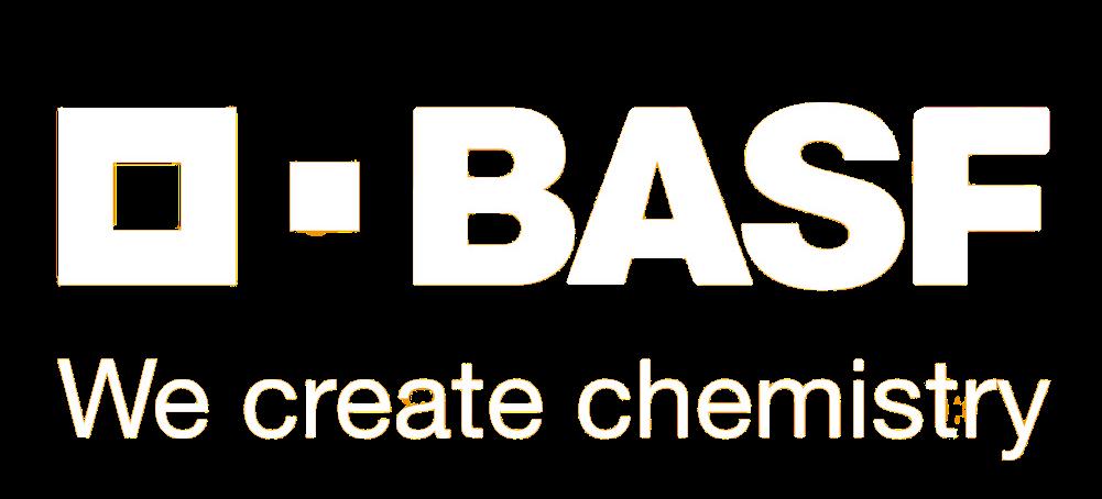 BASF Logo weiss