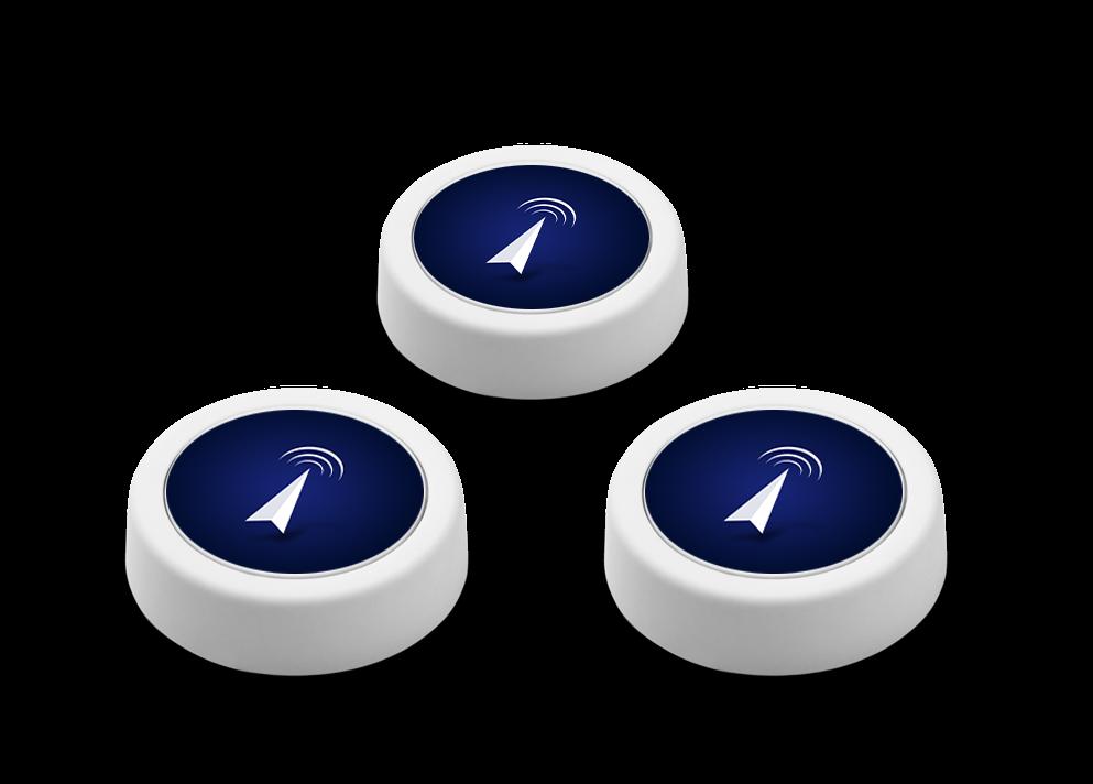 KommGutHeim Bluetooth Notfallknopf