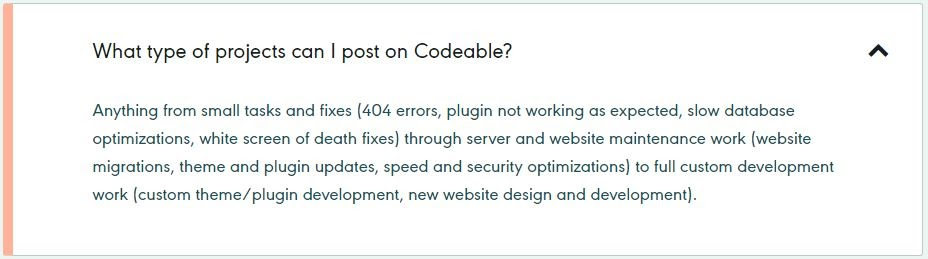 How Codeable works