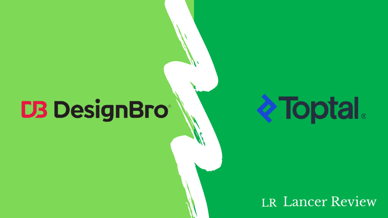 DesignBro vs Toptal