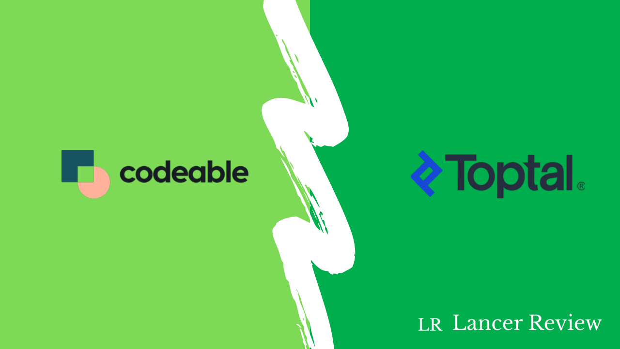 Codeable vs Toptal