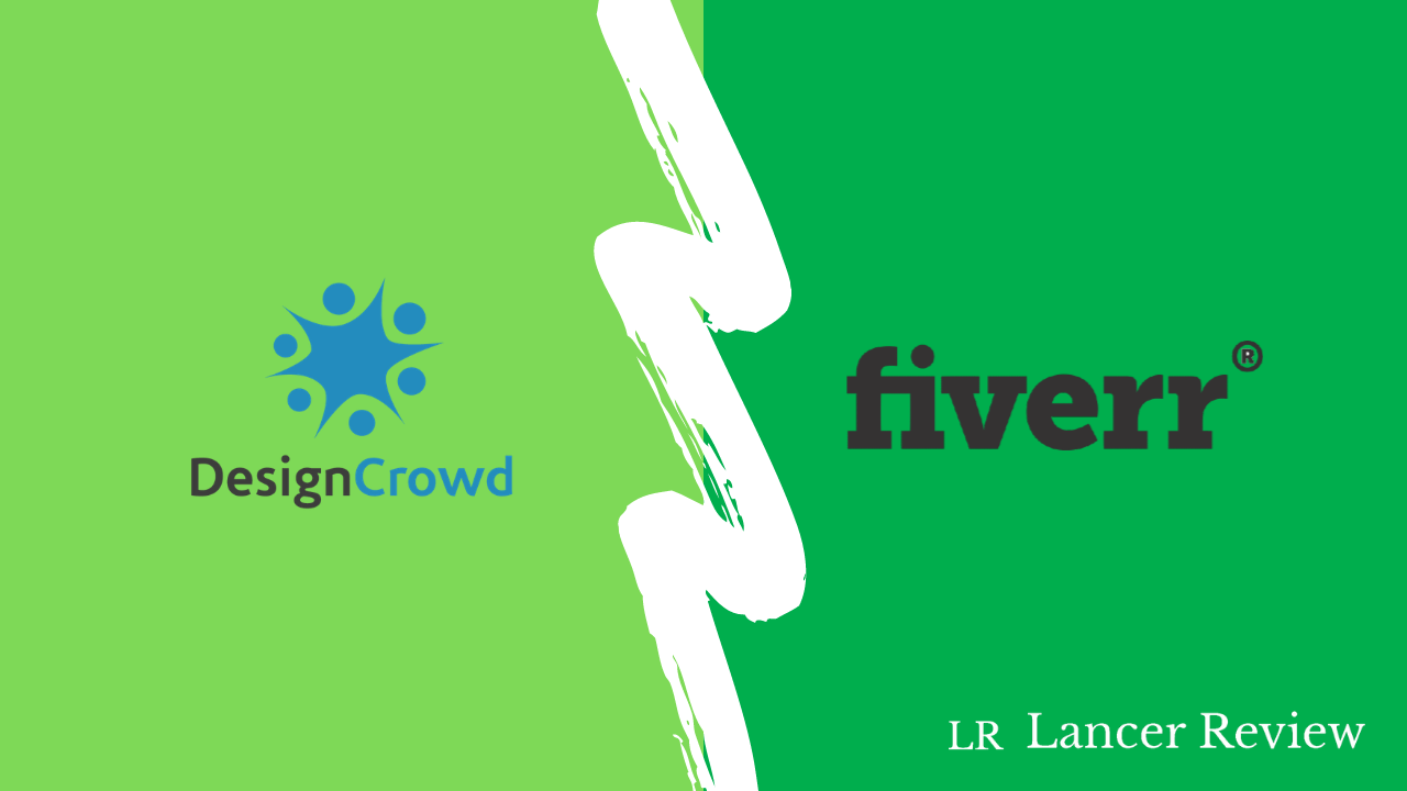 DesignCrowd vs Fiverr