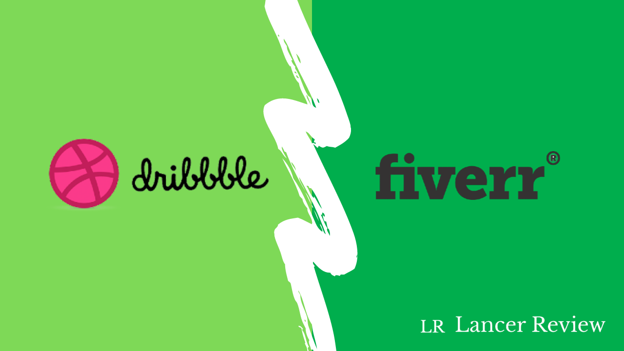 Dribbble Hiring vs Fiverr