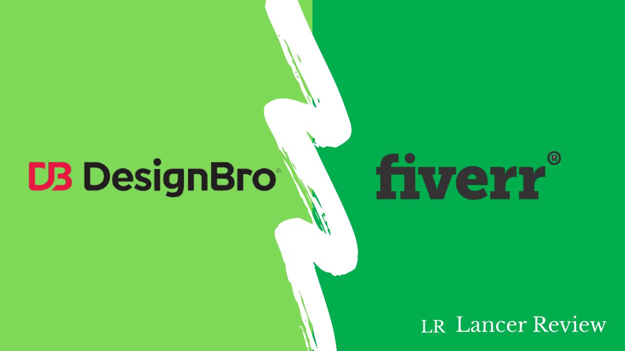 DesignBro vs Fiverr