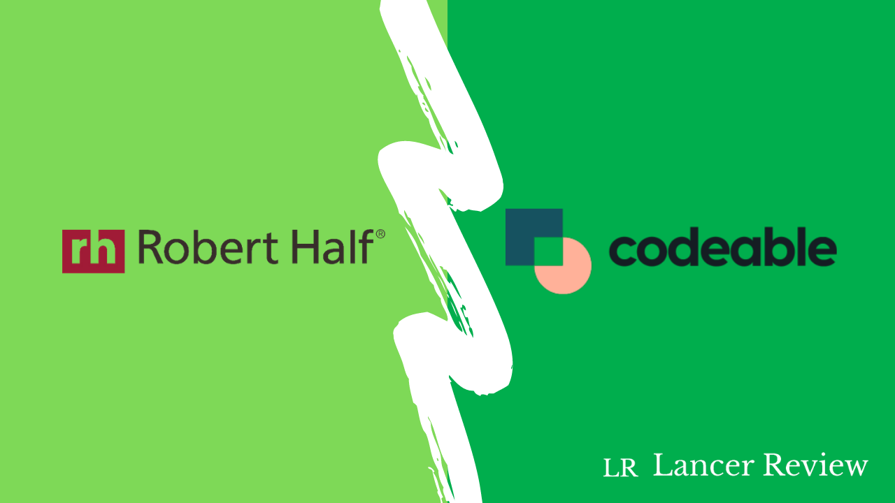 Robert Half vs. Codeable