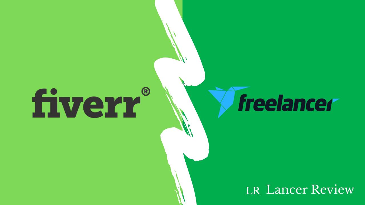 Fiverr vs Freelancer
