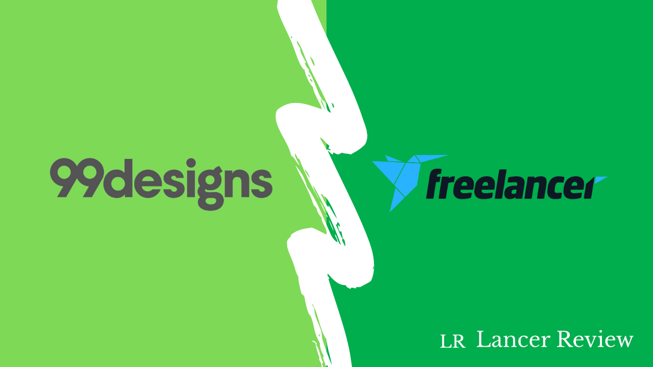 99Designs vs Freelancer