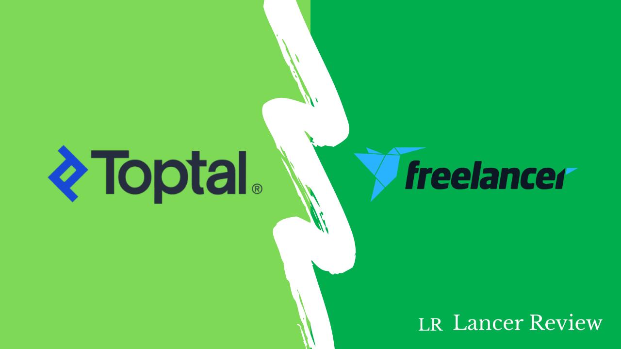 Toptal vs Freelancer