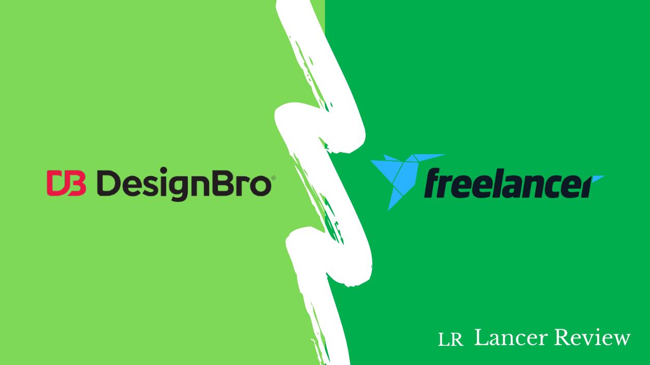 DesignBro vs Freelancer