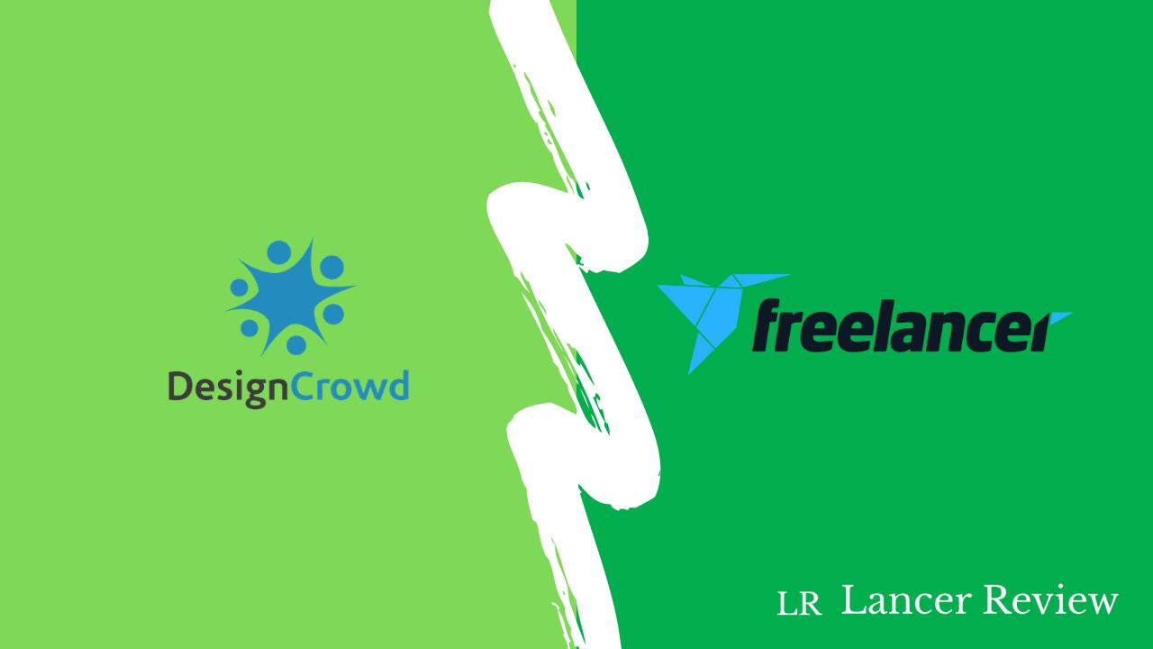 DesignCrowd vs Freelancer