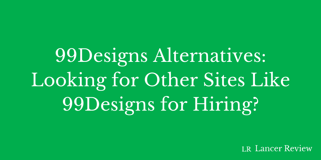 99Designs Alternatives