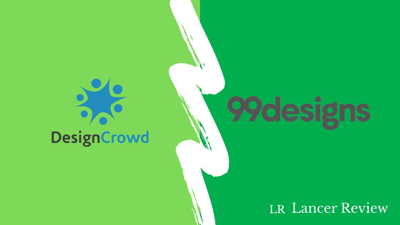 DesignCrowd vs 99Designs