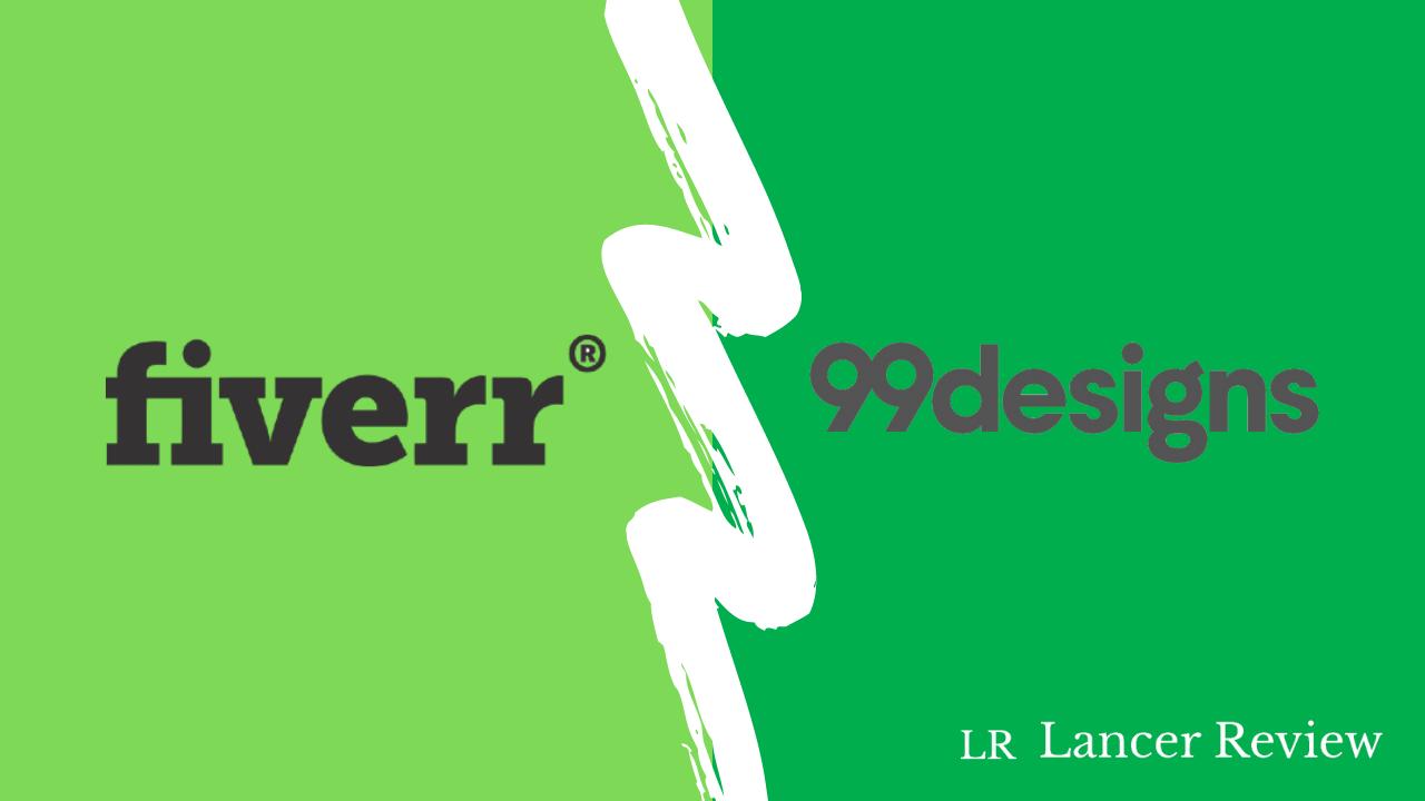 Fiverr vs 99Designs