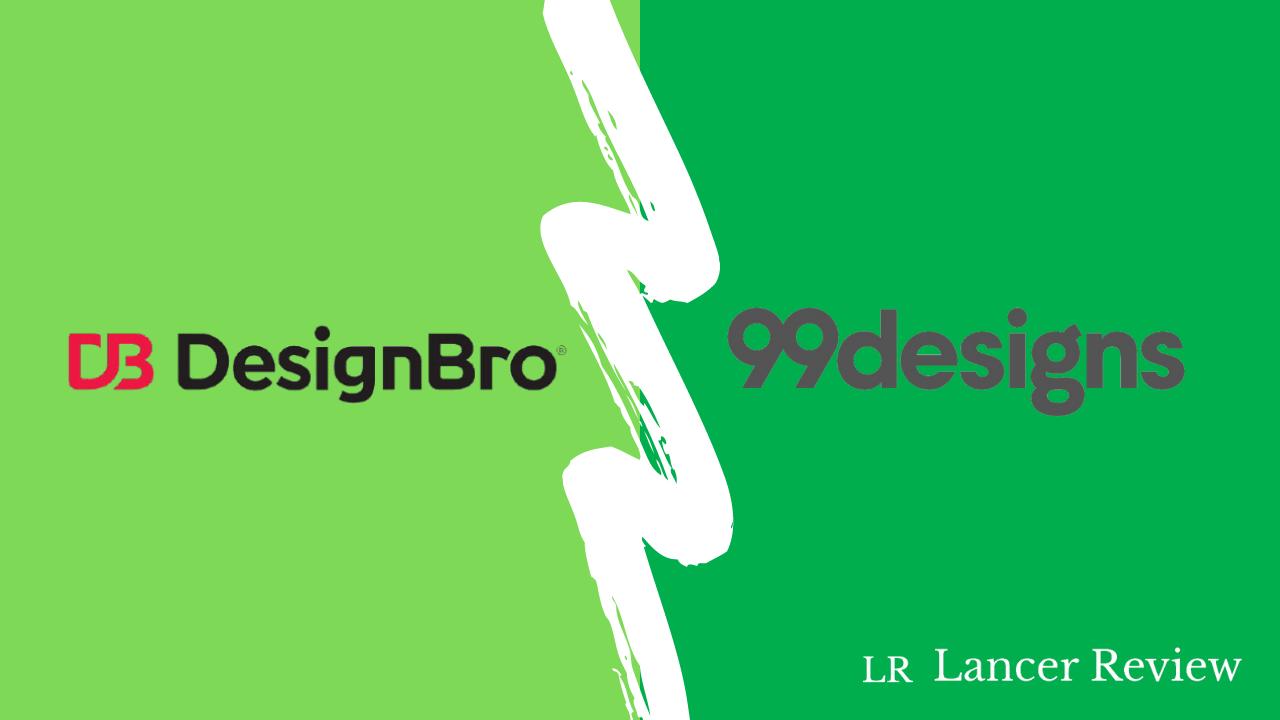 DesignBro vs 99Designs