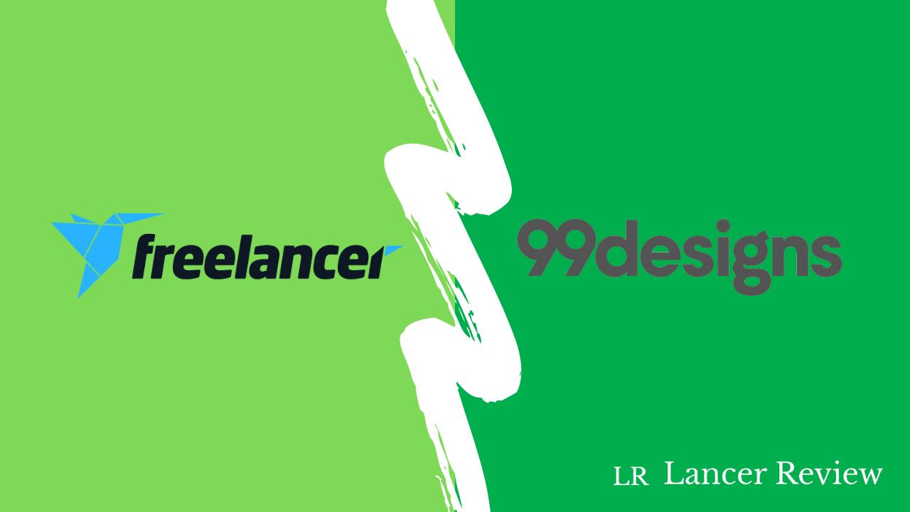 Freelancer vs 99Designs
