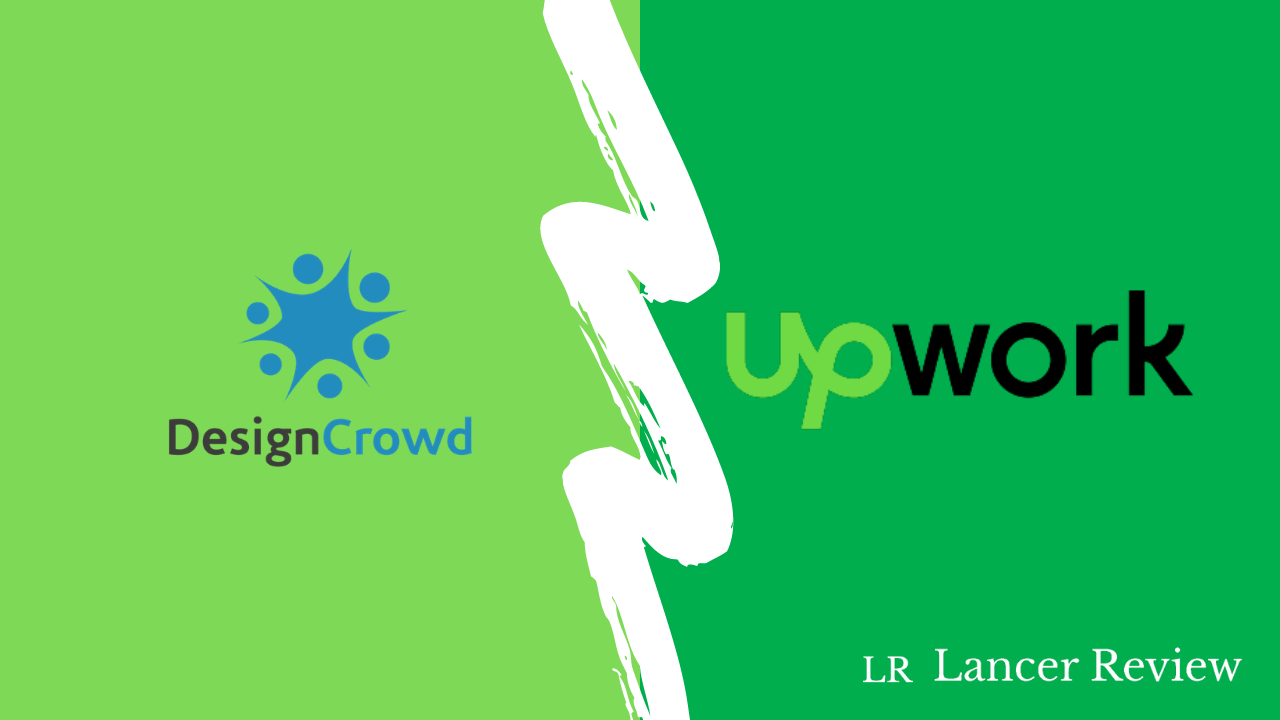 DesignCrowd vs Upwork