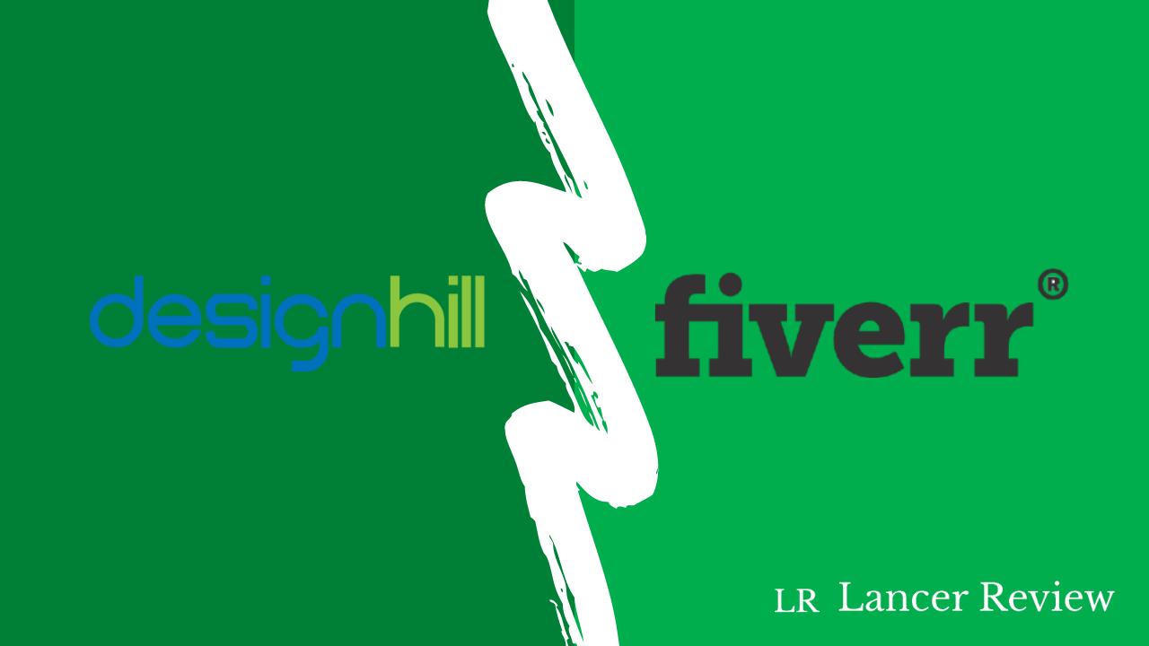 Designhill vs Fiverr